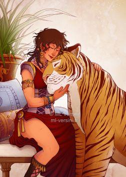 Ana et Aram