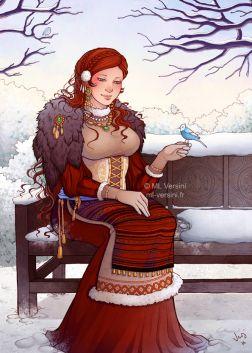 Journée d'hiver