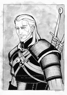 Geralt (The Witcher)