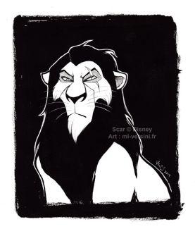 Scar (Le roi lion)