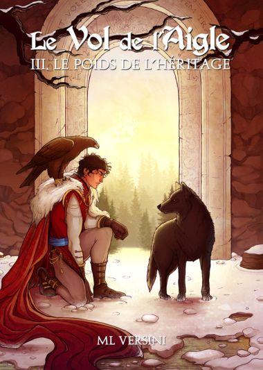 Le Vol de l'Aigle, Tome 3 : Seconde édition